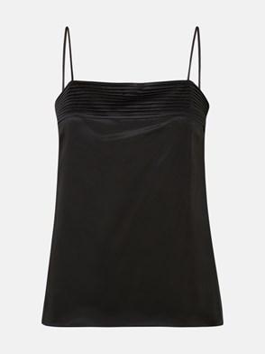 MAX MARA - BLACK ORAFO TOP
