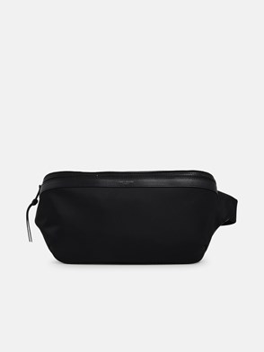 SAINT LAURENT - BLACK FANNY PACK