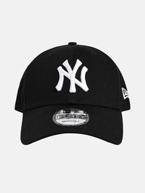 NEW ERA CAP - BLACK NY HAT