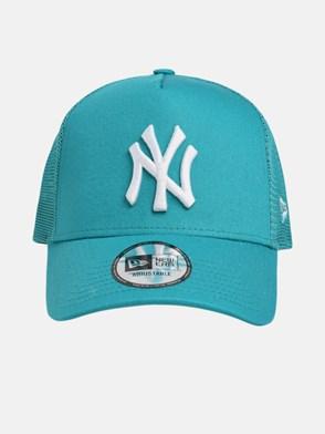 NEW ERA CAP - LIGHT BLUE NY HAT