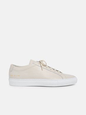 COMMON PROJECTS - SNEAKER ACHILLES LOW AVORIO