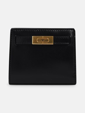 TORY BURCH - BROWN LEE WALLET