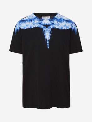 MARCELO BURLON COUNTY OF MILAN - T-SHIRT ALI SMOKE NERA