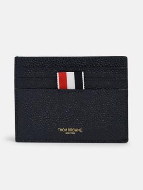 THOM BROWNE - BLUE CARD HOLDER