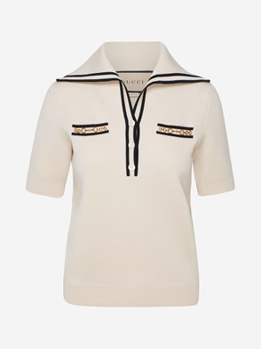 GUCCI - POLO BEIGE