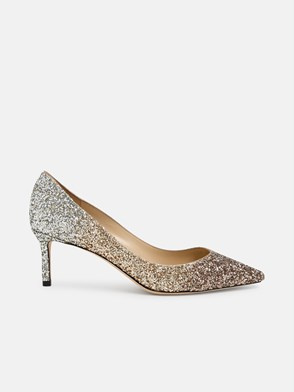 JIMMY CHOO - DECOLLETE ROMY ORO