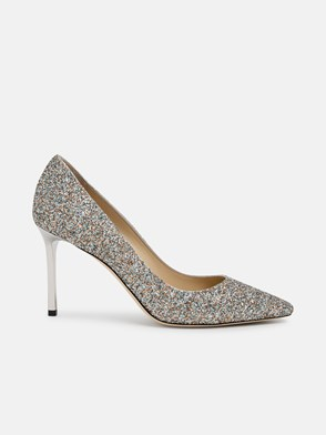 JIMMY CHOO - DECOLLETE ROMY JOY MULTICOLORE