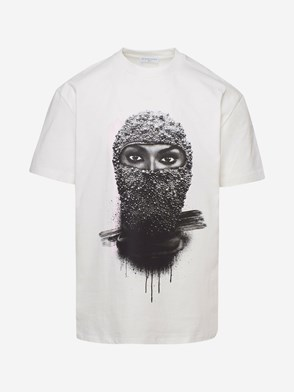 IH NOM UH NIT - T-SHIRT WOMAN MASK BIANCA