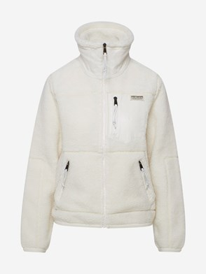 POLO RALPH LAUREN - WHITE FLEECE