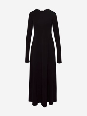 SPORTMAX - BLACK JAMES DRESS