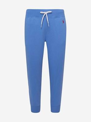 POLO RALPH LAUREN - LIGHT BLUE JOGGING PANTS