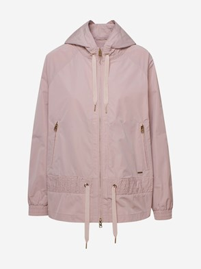 WOOLRICH JOHN RICH & BROS - PINK ERIE JACKET