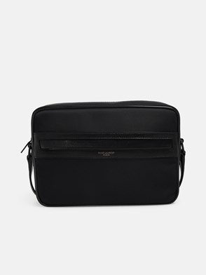SAINT LAURENT - BORSA CAMERA NERA