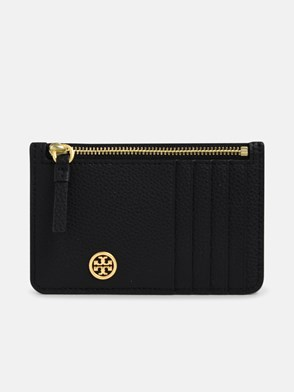 TORY BURCH - BLACK CARD HOLDER