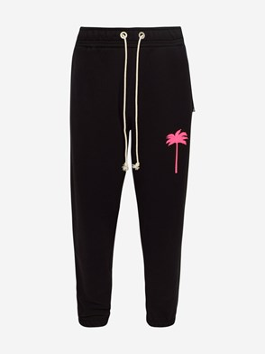 PALM ANGELS - PANTALONE JOGGING PXP NERO
