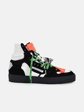 OFF-WHITE - SNEAKER 3.0 OFF COURT NERA