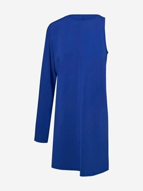 SPORTMAX - BLUE MASER DRESS