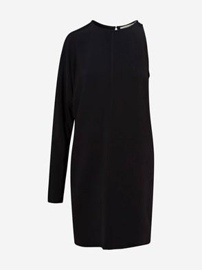 SPORTMAX - BLACK MASER DRESS