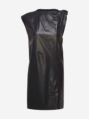 SPORTMAX - BLACK FAIDA DRESS