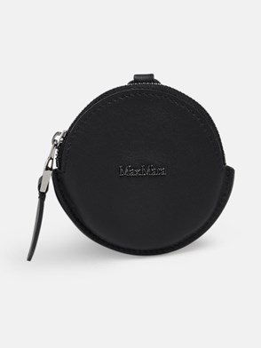 MAX MARA - BLACK DESTINO COIN HOLDER