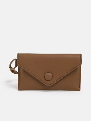 MAX MARA - BROWN DULA CARD HOLDER