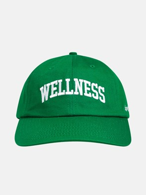 SPORTY & RICH - GREEN WELLNESS IVY HAT