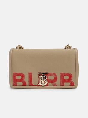 BURBERRY - BEIGE SM LOLA BAG