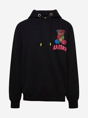 BARROW - FELPA ORSO NERA