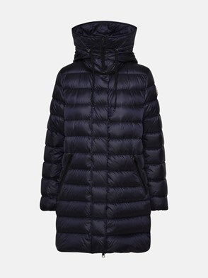 MONCLER - BLUE LONG GNOSIA DOWN JACKET