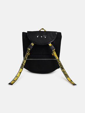 OFF-WHITE - ZAINO OW LOGO NERO