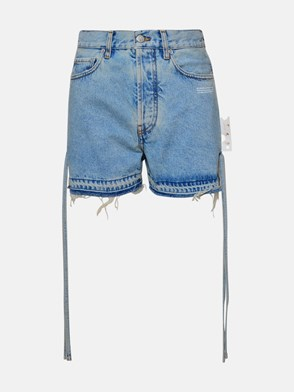 OFF-WHITE - JEANS NEW STRINGS BLU