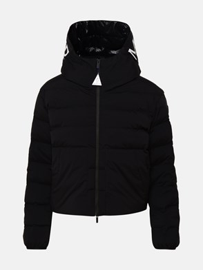 MONCLER - BLACK ANWAR SHORT DOWN JACKET