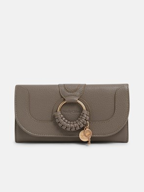 SEE BY CHLOE' - GREY HANA WALLET