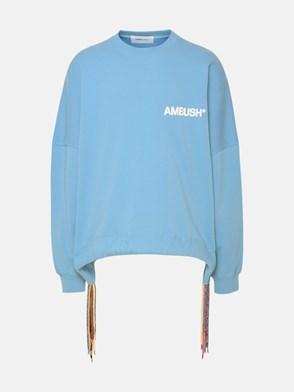 AMBUSH - LIGHT BLUE MULTICORD SWEATSHIRT