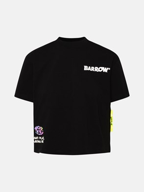 BARROW - T-SHIRT NERA