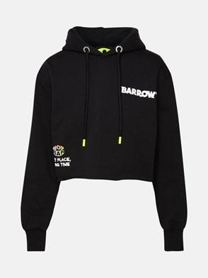 BARROW - BLACK SWEATSHIRT