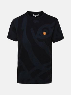 KENZO - BLACK MINI TIGER T-SHIRT
