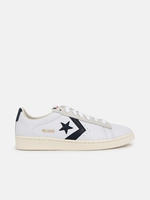 CONVERSE - SNEAKER PRO LEATHER BIANCA