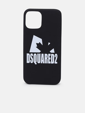 DSQUARED2 - COVER IPHONE 12 PRO NERA