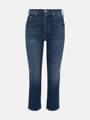 MOTHER - JEANS THE TOMCAT BLU