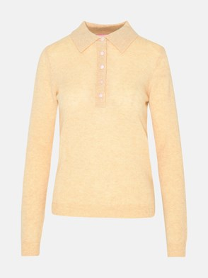 CRUSH - POLO TROY M/L IN CASHMERE BEIGE