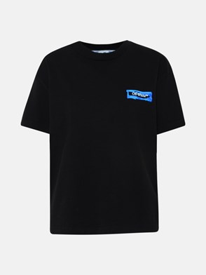 OFF-WHITE - T-SHIRT PAINTED ARROWS NERA